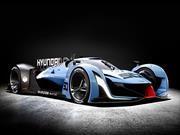 ¿Nace una estrella?: Se viene el superdeportivo híbrido de Hyundai