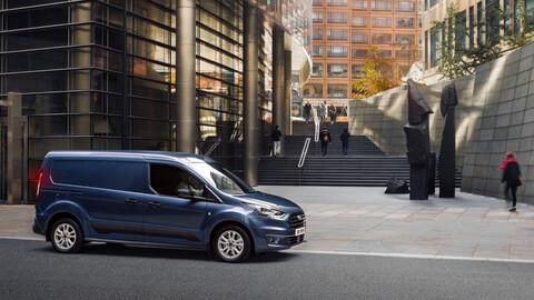 La nueva Ford Transit Connect se producirá en México. ¿Llegará a Chile?