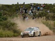 WRC Argentina Jari-Matti Latvala y VW al frente