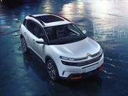 Citroën C5 Aircross, la primera SUV de la marca se exhibe en China