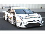 Toyota Prius GT300, un auto de carreras híbrido
