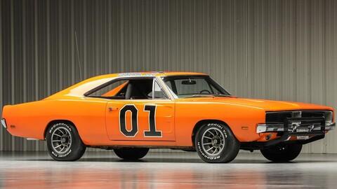 """¿Cuánto pagarías por este auténtico Dodge Charger """"General Lee"""" de Los Dukes de Hazzard?"""