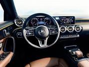 Este es el interior del nuevo Mercedes-Benz Clase A