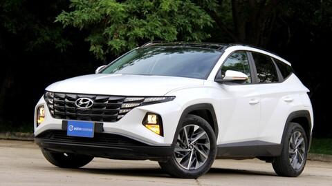 Hyundai Tucson NX4 a prueba, diseño que cautiva