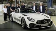 Inicia la producción del nuevo Mercedes-AMG GT