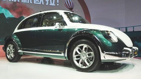 Volkswagen, a un paso de demandar a los creadores del Escarabajo chino