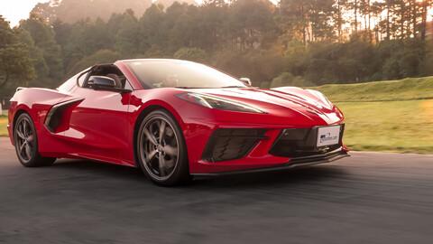 Manejamos el Chevrolet Corvette 2020