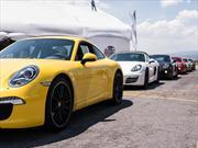 Arranca el Porsche World Roadshow 2013 en México
