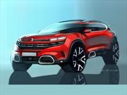 Citroen anticipa el C5 Aircross 2018