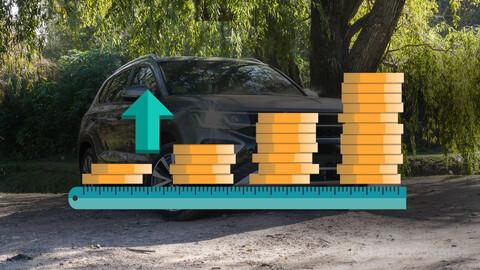 Esto valen los autos alcanzados por los impuestos internos