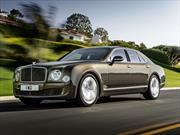Bentley Mulsanne Speed se presenta