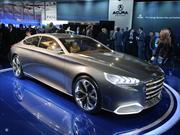 Hyundai HCD-14 Genesis Concept, el futuro del lujo oriental
