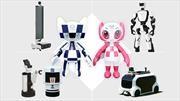 Robots de Toyota participaran de los Juegos Olímpicos de Tokio 2020