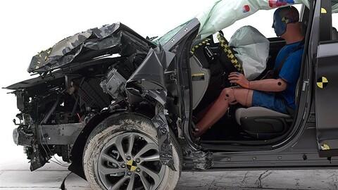 Hyundai Tucson 2022 es reconocido por el elevado nivel de seguridad que ofrece a sus pasajeros