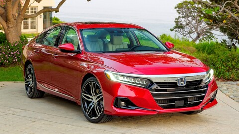 Honda Accord 2021 se presenta