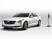 Cadillac CT6 Plug-In Hybrid 2017 se presenta