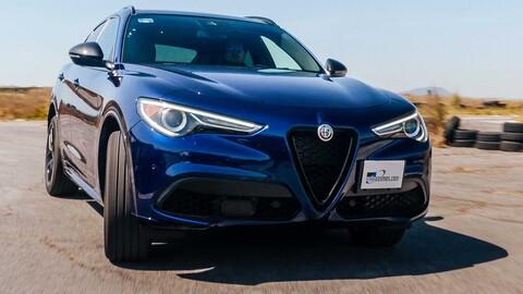Manejamos el Alfa Romeo Stelvio 2020