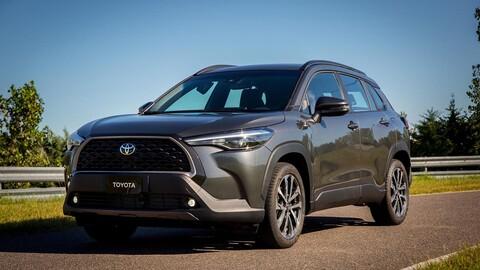 Toyota Corolla Cross: Se presenta el nuevo SUV que viene a Argentina