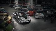 El BMW i8 se despide dejando su huella