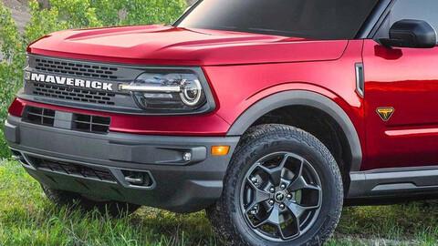 Ford Maverick, la nueva pick up basada en el Bronco Sport sería producida en México