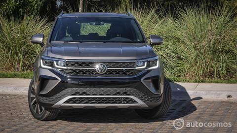 Volkswagen Taos lanza la pre venta en Argentina, precios, test, equipamientos y más
