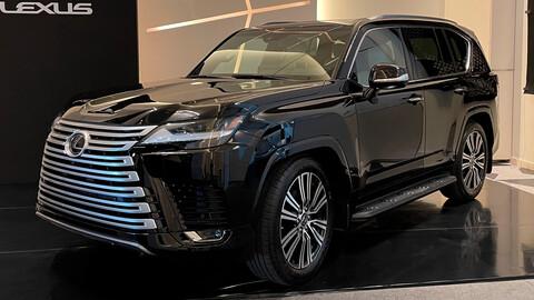 Lexus ya en México, conoce todos los detalles de su llegada