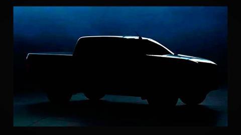 Mazda revela características de la nueva pick up BT-50