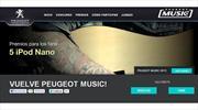 Concurso Peugeot Music: Inscripciones abiertas