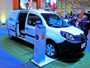 Renault Kangoo Z.E., 100% eléctrico debuta en FENATRAN