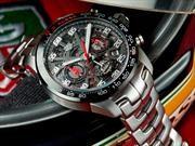 TAG Heuer y dos relojes para homenajear a Ayrton Senna