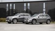 GLC 300 e y GLE 350 de 2020, las cartas híbridas de Mercedes Benz en Frankfurt