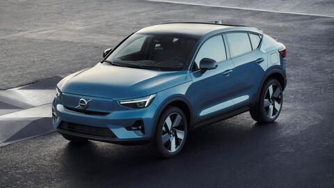 Volvo C40 Recharge 2022: El hermano del XC40 que se venderá solo de forma online