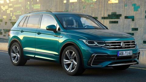 Volkswagen Tiguan 2021 mejora en todo, además, estrena versiones hybrid plug-in y R