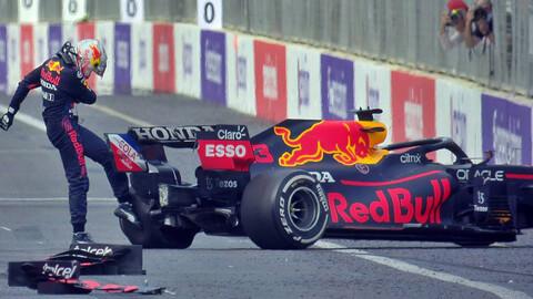 F1 2021: La culpa del abandono de Verstappen, ¿fue de Red Bull o de Pirelli?