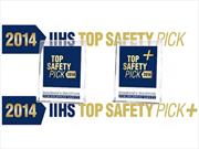 Los autos más seguros del 2014 en EUA