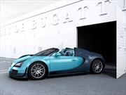 ¡Llévelos, llévelos! sólo quedan 50 Bugatti Veyron