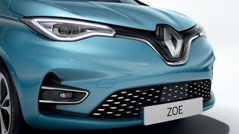 El Renault Zoe recupera el cetro del auto eléctrico más vendido de Europa