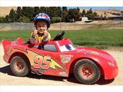 Rayo McQueen de juguete tuneado por FFTEC Motorsports