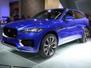 Jaguar F-Pace, el primer SUV de la casa británica