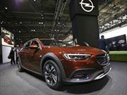 Opel Insignia Country Tourer se presenta