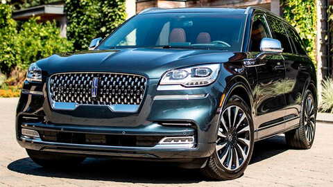 Lincoln Aviator Grand Touring 2020, el  más potente en la historia