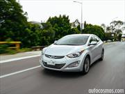 Hyundai Elantra 2015 a prueba