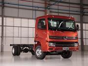 Volkswagen Delivery 2018 en Chile, un trabajador renovado