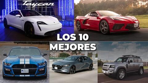 Los 10 mejores autos y camionetas que manejamos en 2020