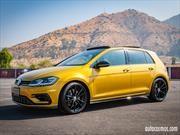 Volkswagen Golf R 2018 por fin toca suelo chileno
