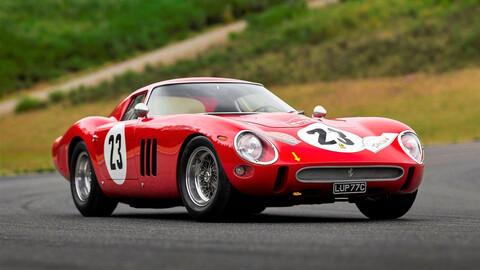 Ferrari se quedó sin las licencias de diseño de la 250 GTO