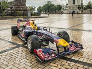 F1: Santiago del Estero recibirá al RB7 de Red Bull Racing