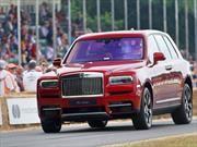 Rolls Royce Cullinan es presentado en Goodwood