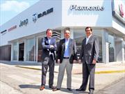 Nuevo Local de Piamonte refuerza Red de Grupos Fiat  y Chrysler