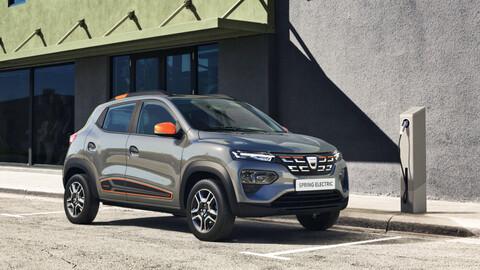 El Renault Kwid eléctrico ya es una realidad